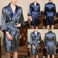 Robe De Chambre Homme Soie En Vente Ebay