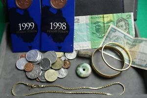 Deceased Estate Jewellery & Coins & Notes + Tiffany & Co Sterling Mesh Ring