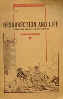 Resurrection and life - Charles Dickens - 2278182