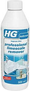 HG Professional Limescale Remover 500ml Hagesan Blue