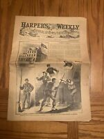 Harpers Weekly A Journal of Civilization, Reissue June 15 1861