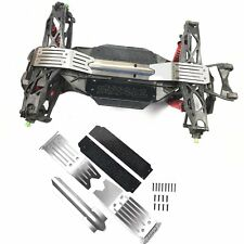 Metal Steel Chassis Armor Front & Rear Skid Plate Guard For TRAXXAS X-Maxx Xmaxx