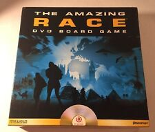 Pressman The Amazing Race DVD Board Game - Complete