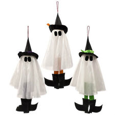 """Halloween Decorations Scary 24"""" Hanging Witch Ghost ~ Assorted (Qty 1) Random"""