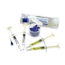 Vista Porcelain Etch Porcelain Etch Kit 4/pack. 9.5% Hydrofluoric