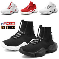 Men's Casual Running Sneakers Walking Sports Athletic Tennis Shoes Gym Trainers