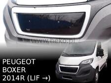 Peugeot BOXER  2014 -    Winter hood  HEKO 04050