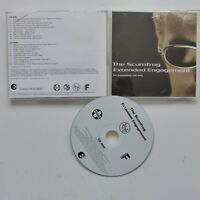 CD THE SCUMFROG Extended engagement   EEDJ 001  2XCD