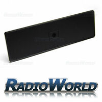 Single DIN CD Radio Stereo Blanking Plate Panel Cover Secure Screw On