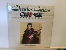 "Charlie Gracie – Cameo-Parkway Sessions -12"" Vinyl LP Album -1978 - UK Freepost"