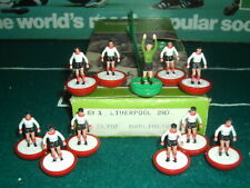 SUBBUTEO LW 81 LIVERPOOL 2nd  DARLINGTON CLYDE  ETC. BOXED TEAM