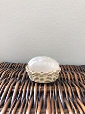 EGG SHAPED NATURAL DEODORANT CRYSTAL - LASTS OVER A YEAR APPROX. 6oz