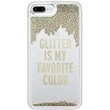 """Kate Spade Clear Liquid Glitter Case for New iPhone 4.7"""""""