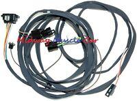 1968-72 pontiac gto lemans dash wiring harness | ebay 1968 gto wiring harness 1966 gto wiring harness #6