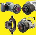 Raynox MSN-505 PRO 37mm 2.5X Super Macro Lens to any 52mm to 67mm +UAC3500