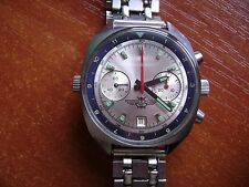 Rare USSR Chronograph Watch POLJOT 3133 STURMANSKIE