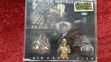 MUSIC INSTRUCTOR - ELECTRIC CITY. CD SINGLE 5 TRACKS