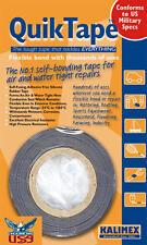 Repair Tape Self Bonding Silicone Extreme Performance Quik Tape