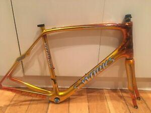 specialized s works roubaix Custom Paint Carbon Frame Merckx 57cm