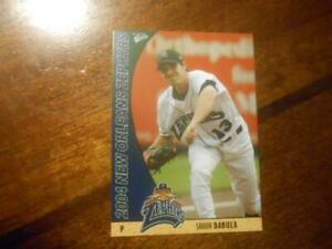 2004 NEW ORLEANS ZEPHYRS Single Cards YOU PICK FROM LIST $2 each OBO