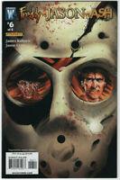Freddy Vs. Jason Vs. Ash #6 HTF Horror Wildstorm Comics 2008 NM