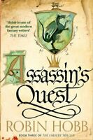 Assassin's Quest by Robin Hobb 9780007562275 | Brand New | Free UK Shipping