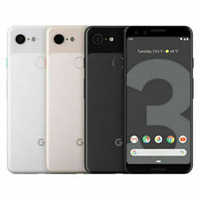 Google Pixel 3, 3A, 3A XL 64GB - (Certified Refurbished)  GSM + CDMA Unlocked