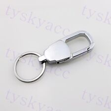 Stainless Steel Key Ring For Truck Car Accessories Key Chain Holder Fob Keyring