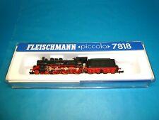 """*FLEISCHMANN N 7818 BR38 2025 DRG Dampflok """"Ruhr-Schnellverkehr"""" (2)"""