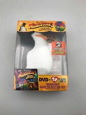 Madagascar 3: Europes Most Wanted DVD + TY Beanie Babies