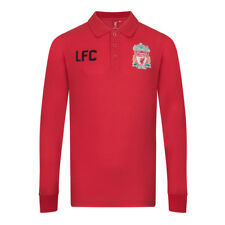 Liverpool FC - Polo de manga larga oficial - Para niño