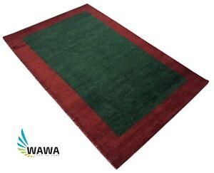 Gabbeh Carpet 100% Wool 120x180 CM Hand Knotted Oriental Rug R959 Debbich
