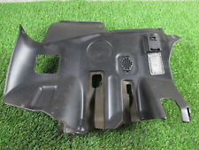 BMW 3 SERIES E46 O/S DRIVERS FOOTWELL TRIM WITH OBD COVER & GONG SPEAKER & LIGHT