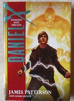 JAMES PATTERSON DANIEL X DEMONS AND DRUIDS Hardcover Novel
