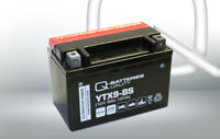 Replaces YTX9-BS Motorcycle Battery YTX9 Motorbike Battery 12v 8Ah Brand NEW
