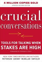 Crucial Conversations Tools for Talking...by Kerry Patterson PAPERBACK  2011