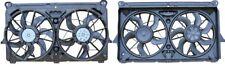 Dual Fan Assembly fits 2005-2007 GMC Sierra 1500 HD,Sierra 2500 HD,Sierra 3500,Y