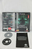 Jeu ENTER MATRIX pour Nintendo Game Cube GC (remis à neuf) PAL Version FR
