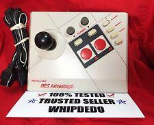 NINTENDO/NES Advantage Controller Rare Turbo! Free Ship! -TESTED!