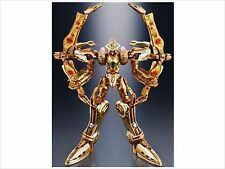 Bandai Super Robot Chogokin Gold Solar Aquarion Tamashii Web Limited Figure