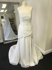 Queen Ann A-line Unbranded Wedding Dresses