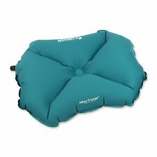 Klymit PILLOW X LARGE Camping Pillow TEAL BLUE Lightweight Camping Refurbished