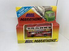 Lledo marathons Die cast toy Bus - Heinz
