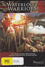 WATERLOO'S WARRIORS - REMARKABLE TRUE STORY BEHIND THE BATTLE OF WATERLOO  - DVD