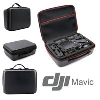 DJI MAVIC Drone and Accessories Box Black Waterproof Hardshell Storage Handbag