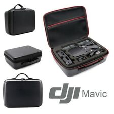 DJI MAVIC Drone and Accessories Box Black Waterproof Hardshell Storage Handbag