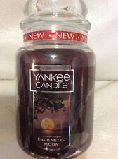 Yankee Candle Enchanted Moon Large Jar 22oz NEW Fast Free Ship