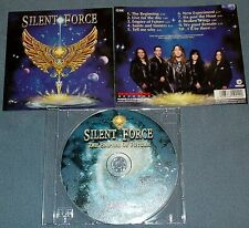 CD von  Silent Force – The Empire Of Future / – MAS CD0249