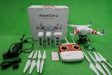 DJI Phantom 2 drone H3-3D + 2 spare batteries + spare propeller set