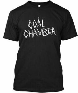 Coal Chamber Metal Rock Band Logo T-Shirt  NEW SEE SIZE